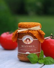 Musztarda z suszonymi pomidorami
