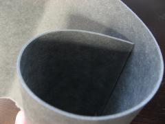 Graphited sealing sheet