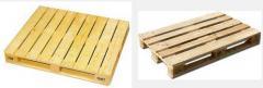 Palety drewniane na zamówienie