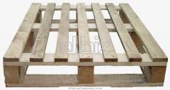 Nowe palety drewniane
