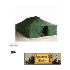 Namioty wojskowe, camping wojskowy