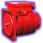 Silniki z hamulcem elektromagnetycznym - SGKH