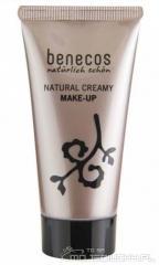 Naturaly kremowy podkład Make-up - Karmel