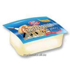 Ser Mozzarella blok 2kg Mlekovita