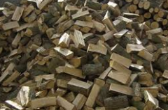 Wood for fireplace