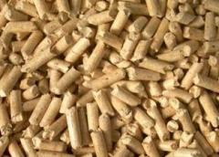 Bins for pellets