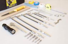 Speciality tools for gland packings