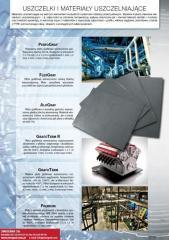 Sealing materials
