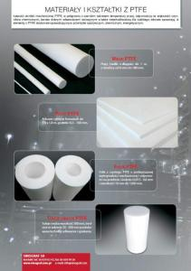 Foil and PTFE shapes