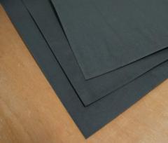 Sealing graphited sheets