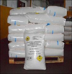 Ammoniac saltpeter