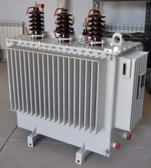 Transformator olejowy TNOSA250/15, 15/0,4kV