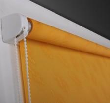 Internal rolling shutters