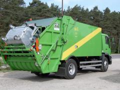 Śmieciarka SK-5