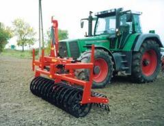 Maszyny do uprawy gleby EX-POM