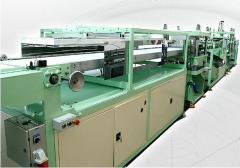 Εξοπλισμός για την παραγωγή των προφίλ