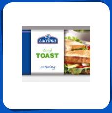 Plastry Toast 600g Catering w praktycznym  i