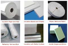 Refractories and High-temperature Insulating