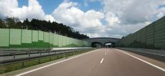 Noise reduction barriers