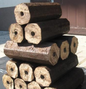 Brykiety drzewne