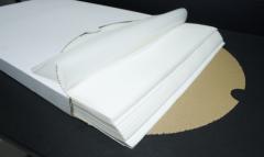 Papier silikonowany zapakowany po 500 arkuszy