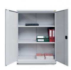 Metalowe szafki biurowe Niskie z serii Classic