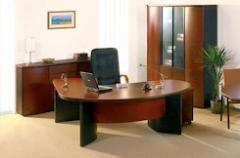 Wyposażenie do gabinetów, meble gabinetowe system