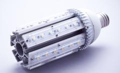 Żarówka uliczna LED alu 360st 36W E40 36xPowerLED