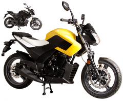 Motocykl crossowy Division 249