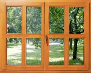 Okna drewniane energooszczędne Exterm