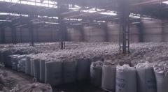 Odpady gumowe