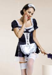 Seksowna Colette - bielizna erotyczna, komplet
