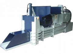 Vertical-type presses