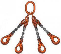 Zawiesie łańcuchowe