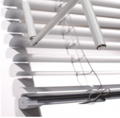 Aluminum horizontal blinds