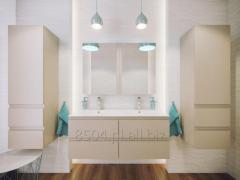 DEFRA Meble łazienkowe COMO - minimalizm w kolorze