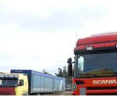Trucks with mileage