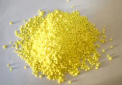 Lump sulfur