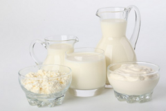 Whole-milk products