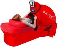 Rower treningowy leżący z podciśnieniem