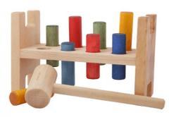 Zabawka drewniana Przebijak
