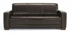 Wysokiej klasy kanapa skórzana York idealna do gabinetu lub salonu