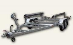 Remolques para transportar barcas, lanchas, botes