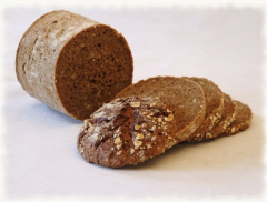 Rye bread tin