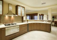 Luksusowe meble kuchenne na wymiar