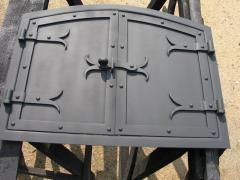 Forged articles for interiors