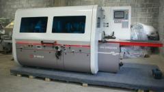 Strugarka czterostronna V-HOLD ze sterowaniem CNC