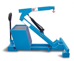Cranes, self-propelled, jib type