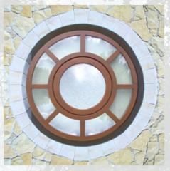 Okna drewniane klasy S