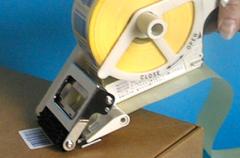 Label printer-applicators